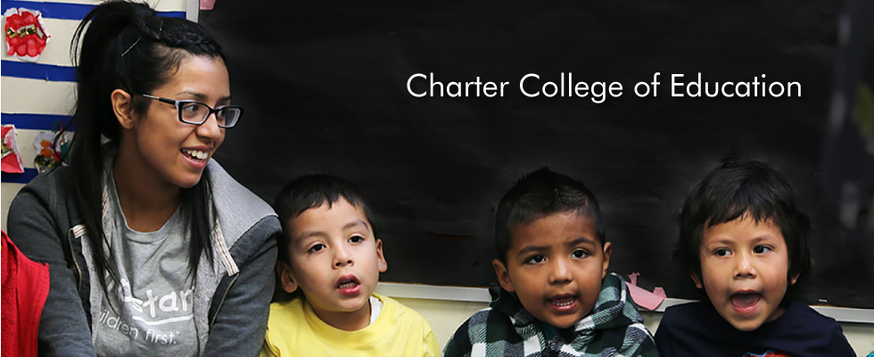 Charter College of Education