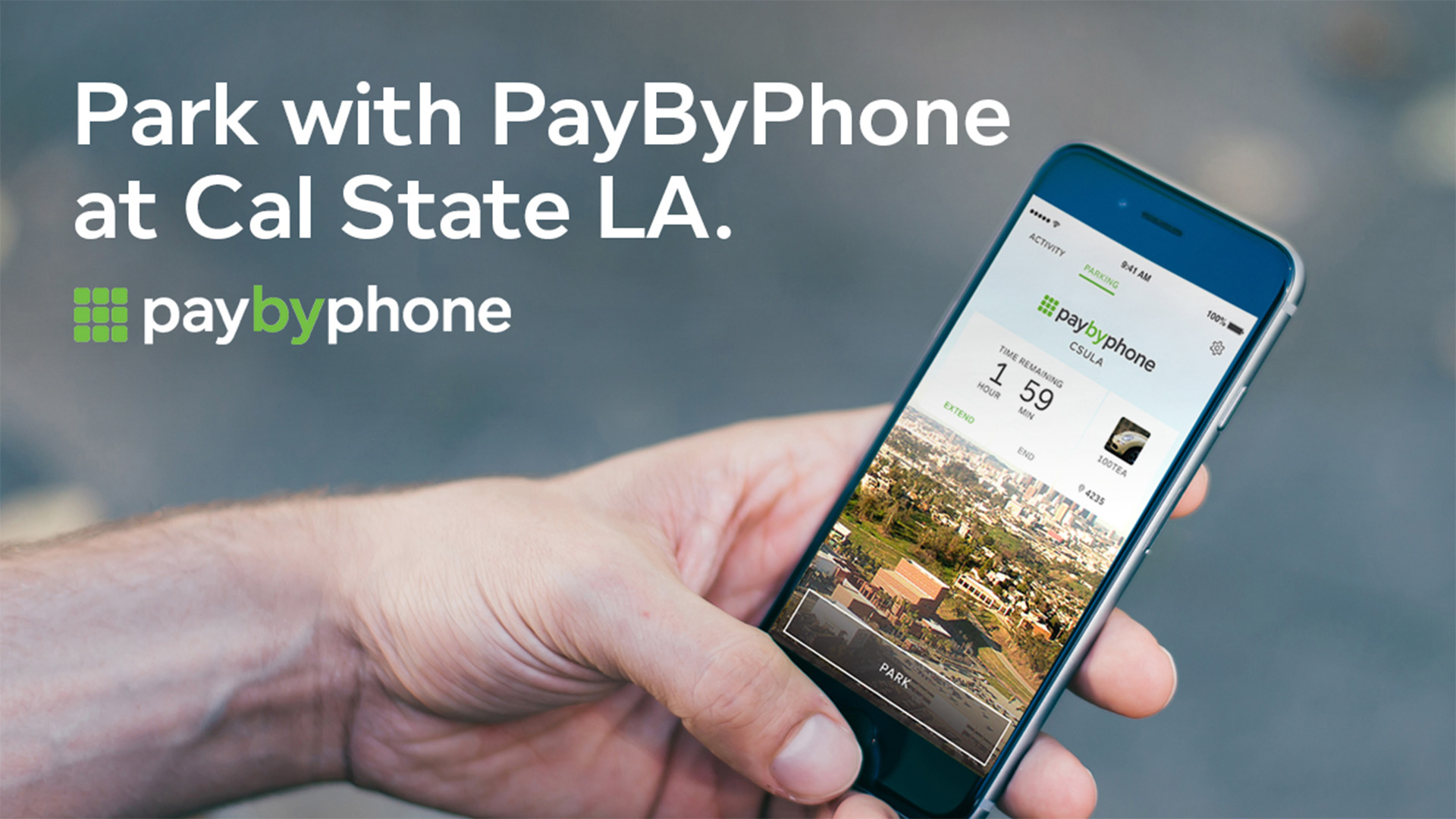 Pay by Phone now available throughout campus