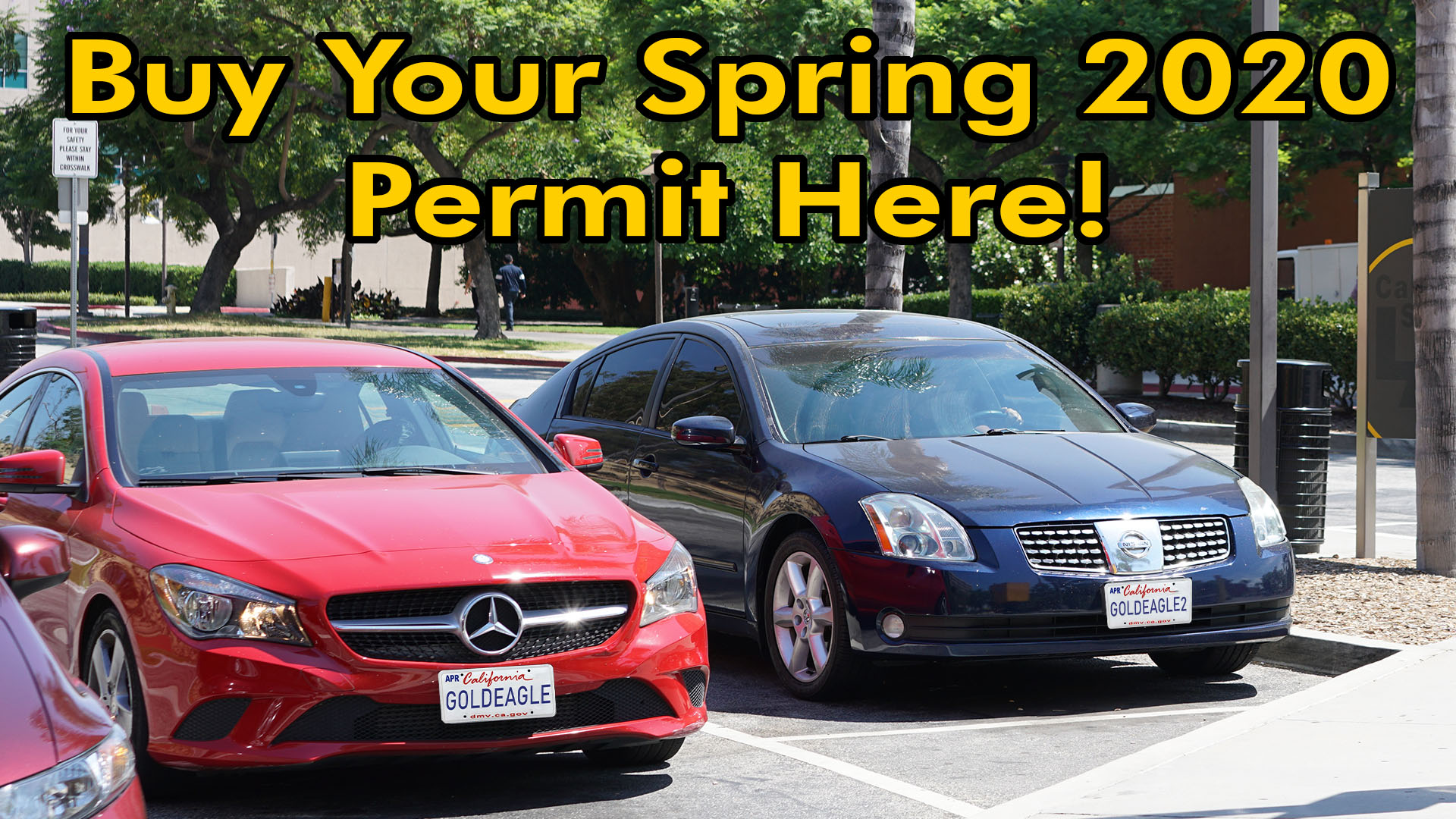 Buy A Spring 2020 Permit Here!